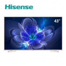 海信 LED43M5000U 智能网络4K电视 43英寸