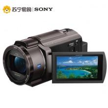 SONY/索尼FDR-AX40 4K万博App在线登录高清数码摄像机旅游婚庆便携DV摄像wifi